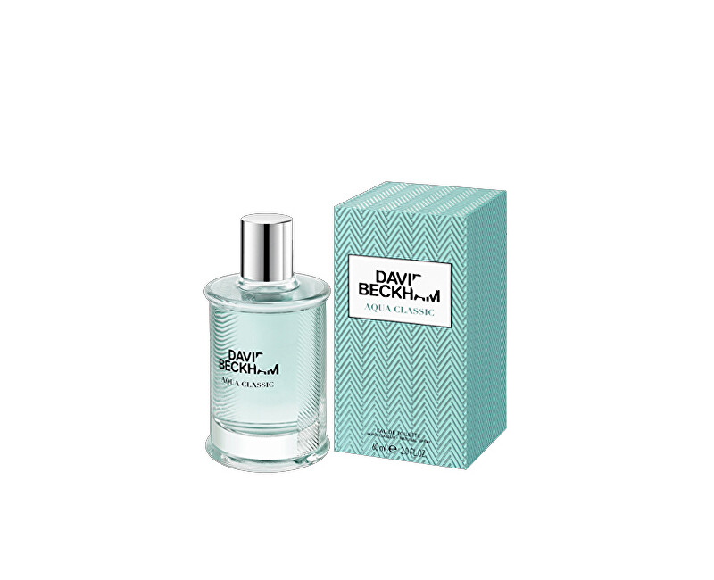 David Beckham Aqua Classic - EDT 40 ml