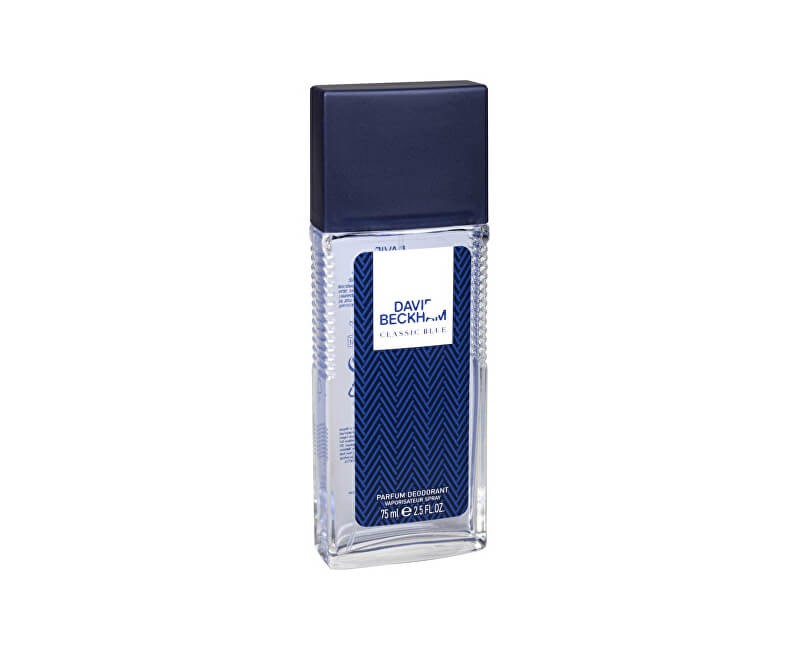 David Beckham Classic Blue - deodorant ve spreji 75 ml