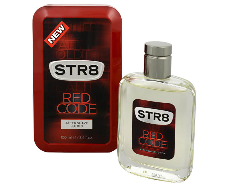 STR8 Red Code - voda po holení 50 ml