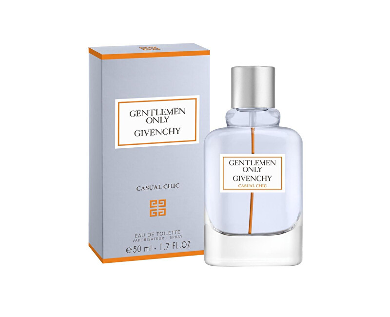 Givenchy Gentlemen Only Casual Chic - EDT 50 ml