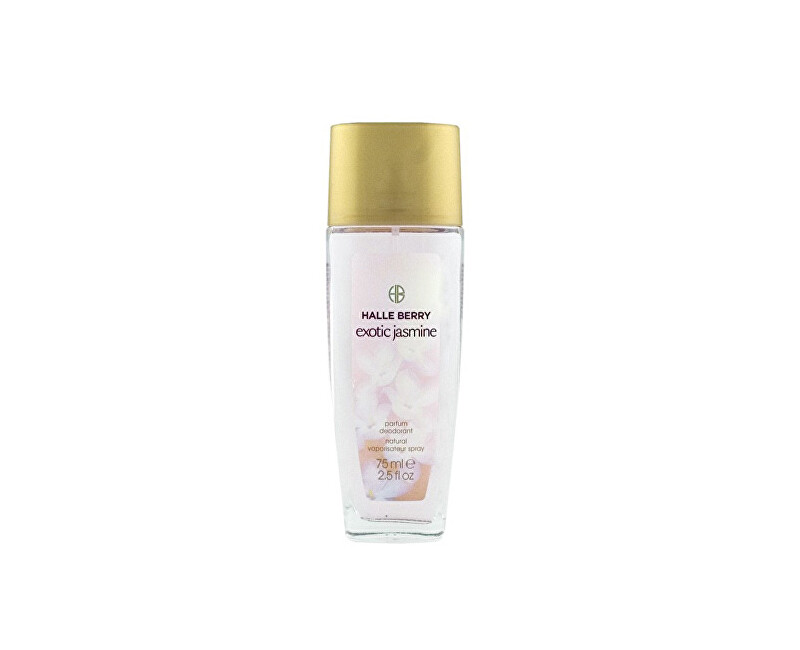 Halle Berry Exotic Jasmine - deodorant ve spreji 75 ml
