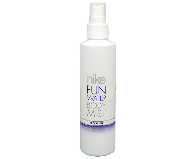Nike Fun Water In Fashion - tělový sprej 200 ml