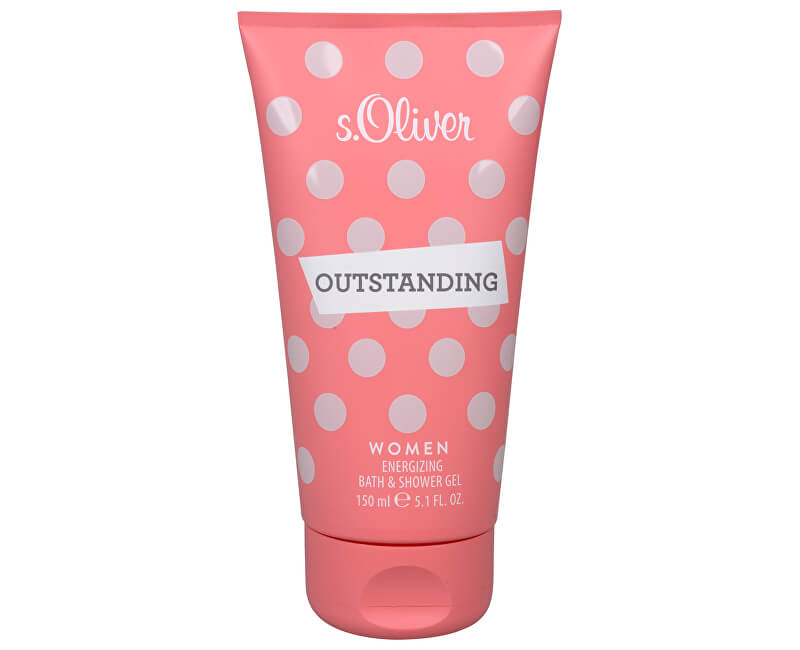 s.Oliver Outstanding Women - sprchový gel 150 ml
