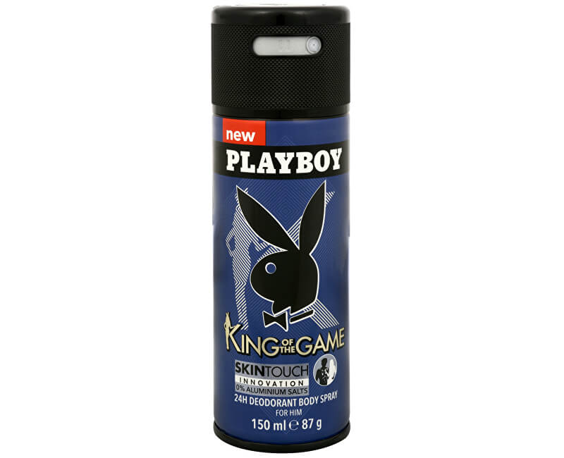 Playboy King Of The Game - deodorant ve spreji 150 ml