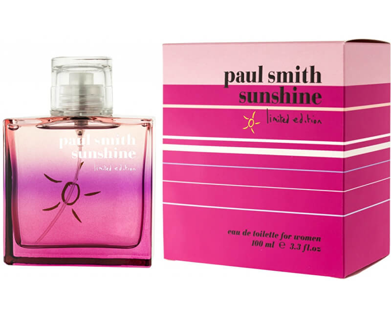 Paul Smith Sunshine Edition For Women 2014 - toaletní voda s rozprašovačem 100 ml