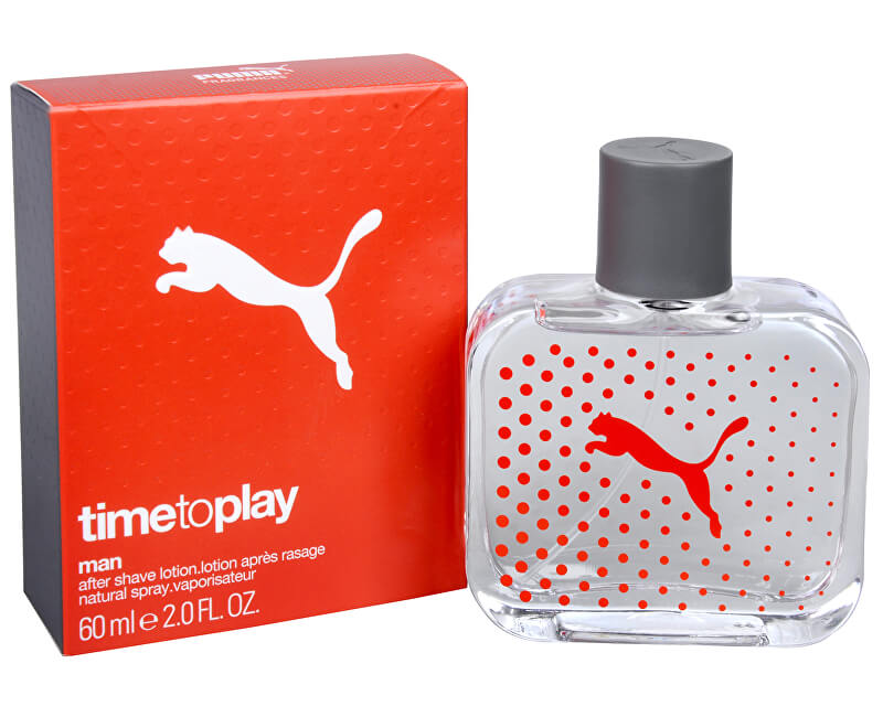 Puma Time To Play Man - voda po holení 60 ml