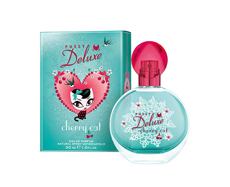 Pussy Deluxe Cherry Cat - EDP 30 ml