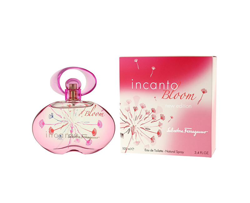 Salvatore Ferragamo Incanto Bloom New Edition EDT 100 ml