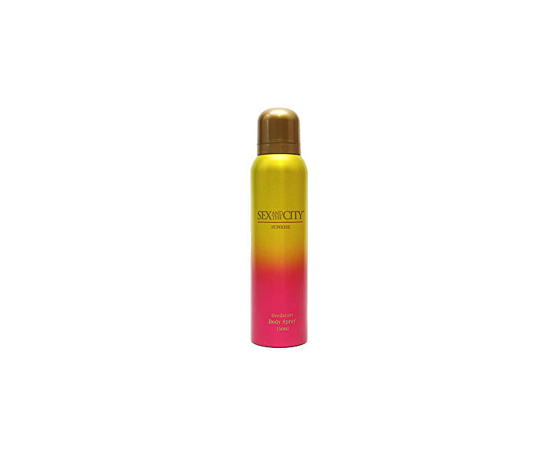Sex And The City Sex And The City Sunrise - deodorant ve spreji 150 ml