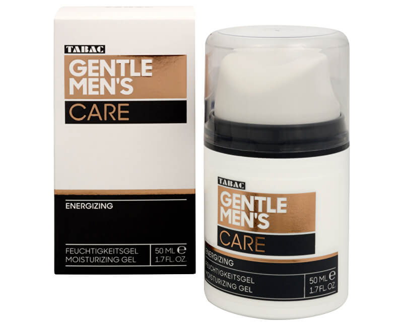 Tabac Gentle Men`s Care - hydratační gel 50 ml