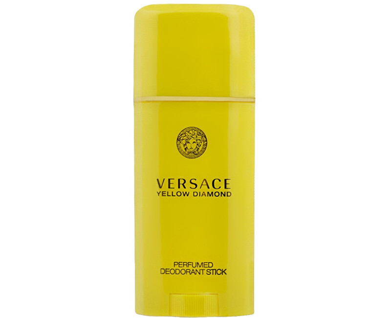 Versace Yellow Diamond - tuhý deodorant 50 ml