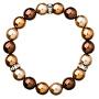 Brățară cu perle elegantă 33061.3