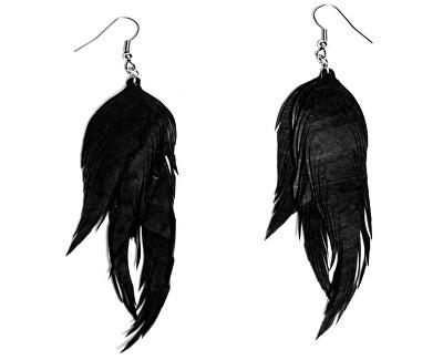 Pierkové náušnice Triple Feather EA_011