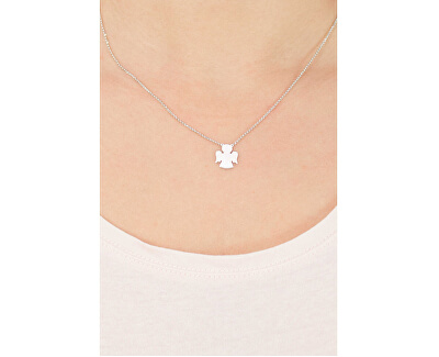 Originálne strieborný náhrdelník Angels CLAB3