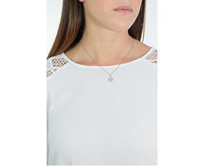 Originální stříbrný náhrdelník Angels CLAN3 (řetzek, přívěsek)
