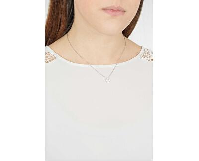 Originálne strieborný náhrdelník so zirkónmi Angels CLPA