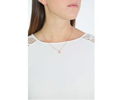 Pozlátený strieborný náhrdelník Angels CLAG3
