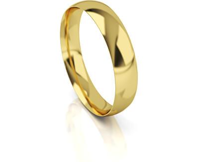 Pánský snubní prsten ze zlata AUG314