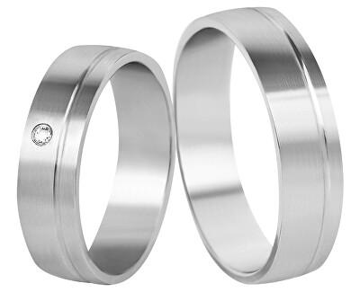 Pánský prsten z oceli SPP06