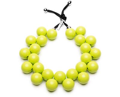 Originálne náhrdelník C206 13-0550 Lime