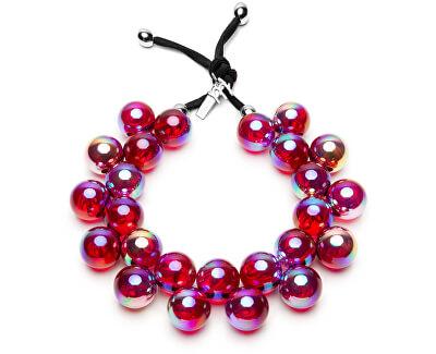Originálne náhrdelník C206S Purple Passion