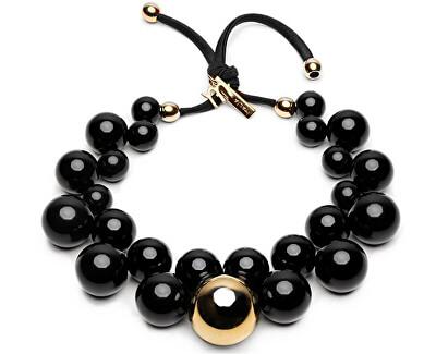 Originální náhrdelník C999-GOLD/0303 NERO