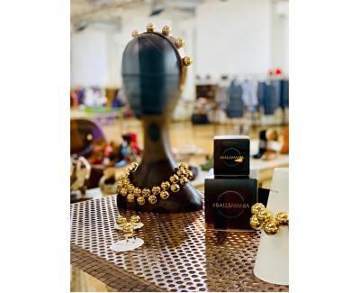 Originální náhrdelník C206MIRR-GOLD Mirror