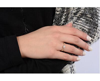 Nádherný prsten s krystaly 229 001 00753 07