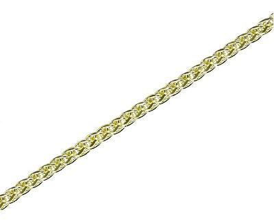 Dámsky zlatý retiazka 50 cm 271 115 00239