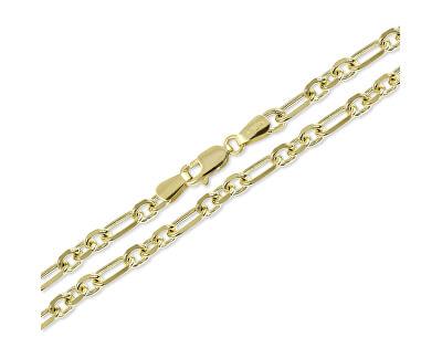 Zlatý náramok pre mužov 23 cm 261 115 00276