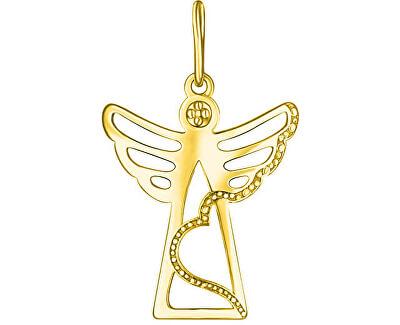 Zlatý přívěsek Andělíček PA6161