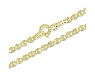 Zlatý štýlový retiazka 45 cm 271 115 00304