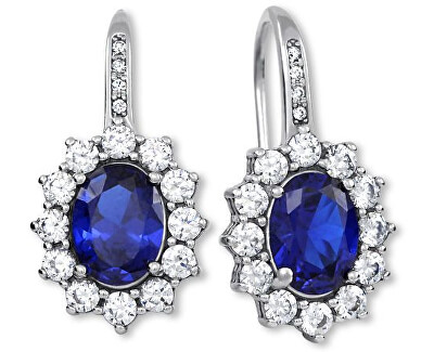 Prekrásne náušnice princezny Kate Middleton 436 001 00478 04