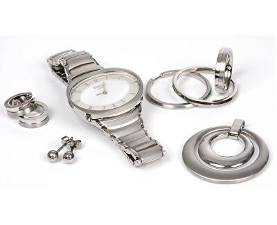 Snubní titanový prsten 0129-01