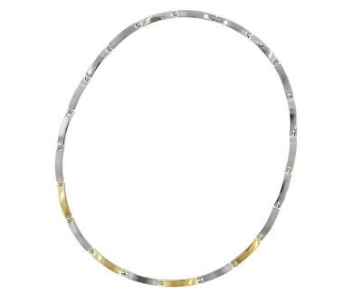 Luxusbicolor Titan Halskette 0816-03