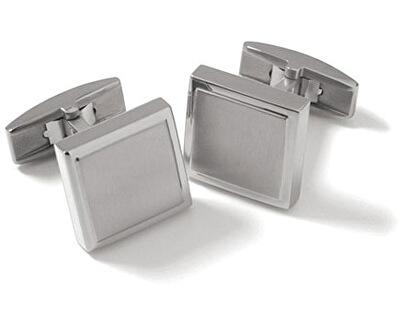 Manžetové knoflíčky z titanu 0602-01