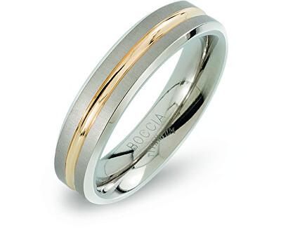 Snubní titanový prsten 0144-02