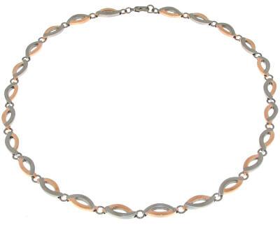 Bicolor Titan Halskette 0876-03