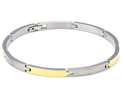 Bicolor Titan Armband 0319-05
