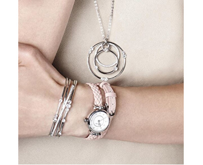 Halskette mit Ringen Sun BUN01