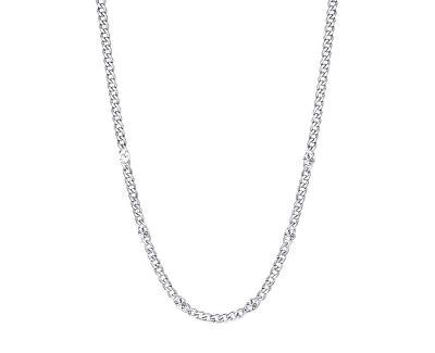 Ocelový náhrdelník s krystaly Symphonia BYM83