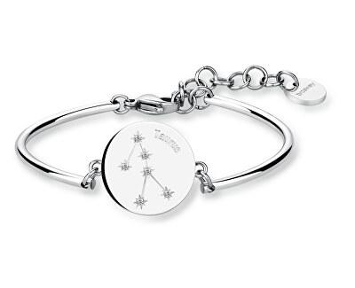 Edelstahl Armband Taurus Chakra BHK12