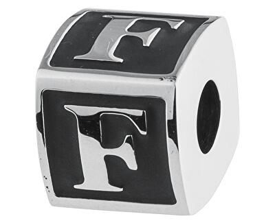 Edelstahl Anhänger Alphabet F TJ Man BTJN49