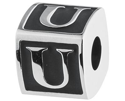 Pandantiv oțel Alphabet U TJ Man BTJN64