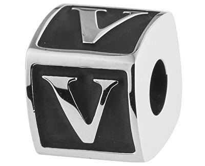 Pandantiv din oțelAlphabet V TJ Man BTJN65