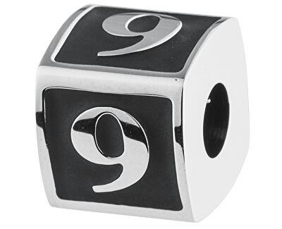 Edelstahl Anhänger Numbers 9 TJ Man BTJN78