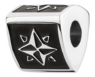 Pandantiv din oțel inoxidabil Compass Rose TJ Man BTJN04