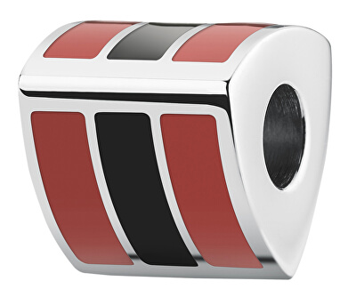 Edelstahl AnhängerTeam Red&Black TJ Man BTJN17