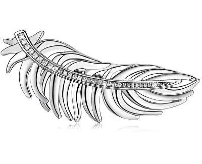 Peříčková brož Plume BUM41