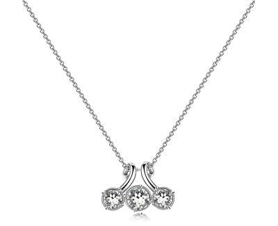 Trblietavý náhrdelník s kryštálmi Affinity BFF67